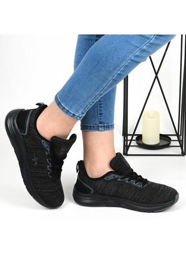 Bestof Bestof 083 Kadın Günlük Spor Ayakkabı Siyah